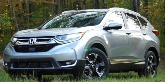 2017 Honda CR-V Quick Drive | Consumer Reports