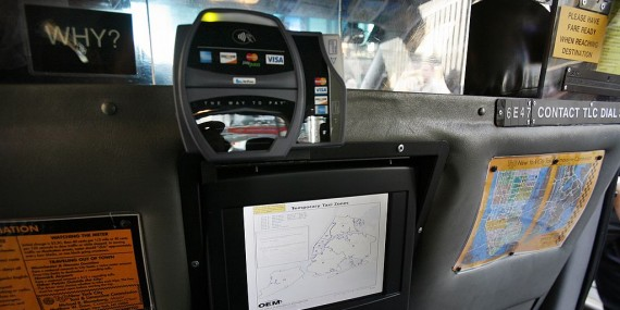 NY Taxi Drivers Strike Over New Technologies