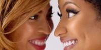 Beyoncé and Nicki Minaj