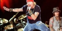 Axl Rose Now AC/DC Front Man Performs Live with the Band for First Time