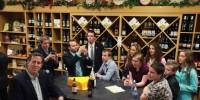 GOP Presidential Candidate Rick Santorum Campaigns In Wisconsin