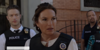 Law and Order : Special Victims Unit in one of its explosive episodes