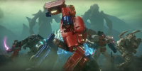 TRANSFORMERS: Forged to Fight Trailer