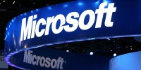 Microsoft at a Consumer Electronics Show