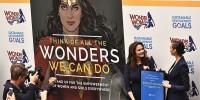 Wonder Woman UN Ambassador Ceremony