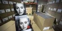 Adele's album