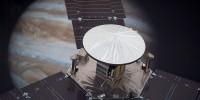 NASA Holds Briefing On Juno Mission Arrival At Jupiter
