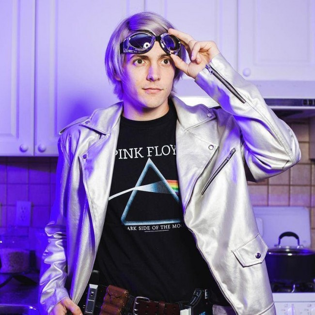 A Look at Why Former Smosh Host Wes Johnson and Other Cosplayers Are So Passionate